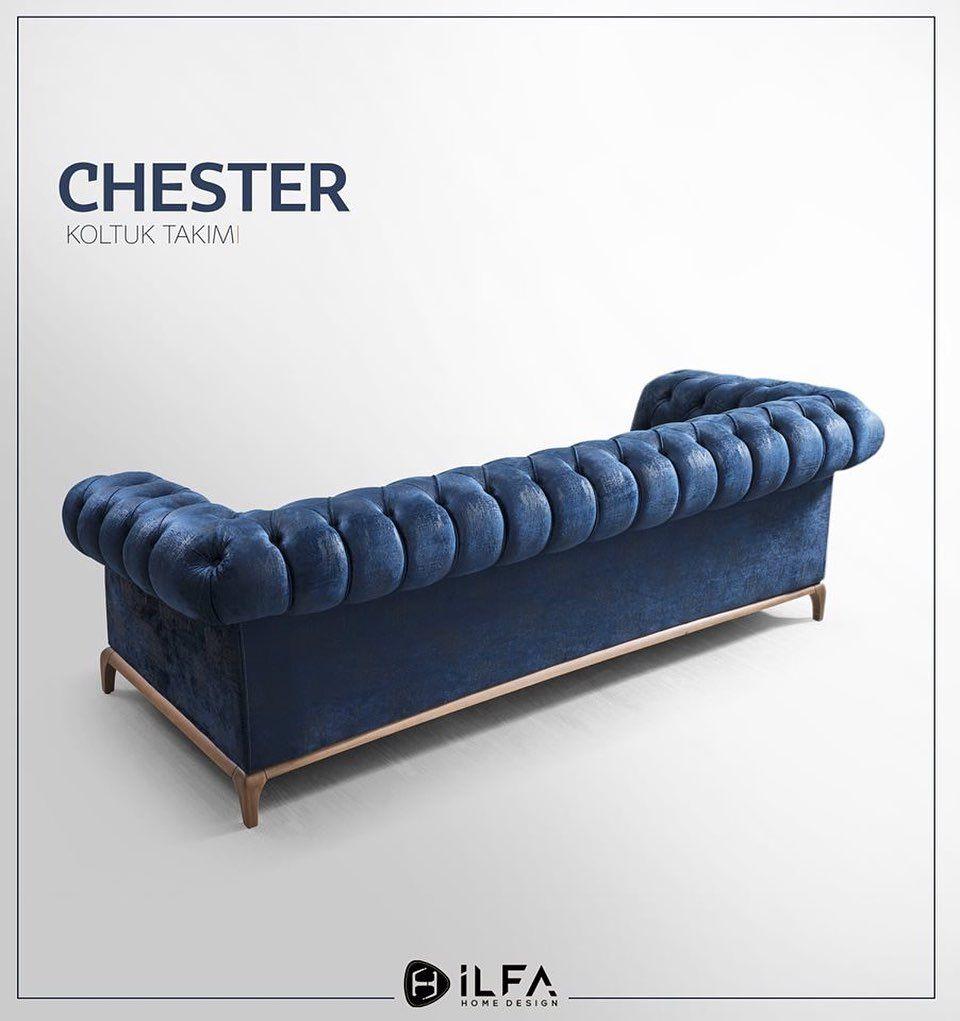 Chester Koltuk Takiminin Seckin Tasarimi Ile Evinize Modern Bir Dokunus Yapin Mobilya Masko Interior Dekorasyon Kosetakimi Koltuk Decor Chaise Lounge Chaise