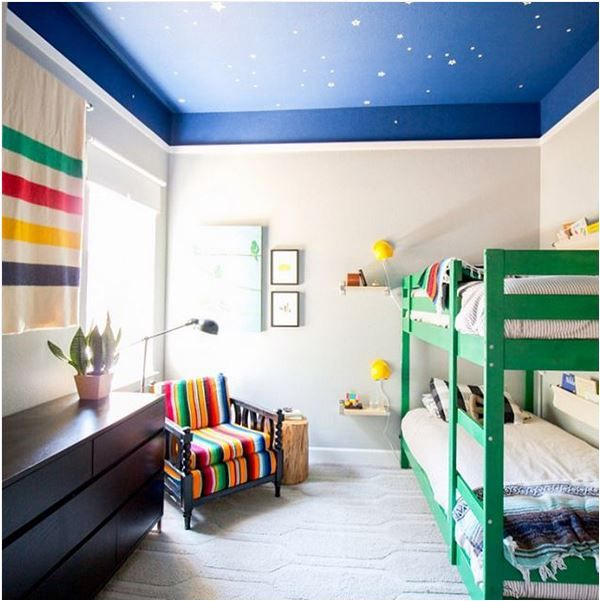 Bedroom Lighting Ideas Low Ceiling Bedroom Colours Green Bedroom Decor Pictures Ideas Kids Bedroom Paint Ideas Boys: Kids Bedroom, Boy Room Paint