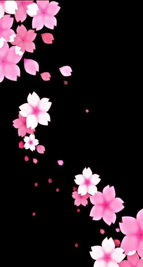 Pin Oleh Iffi Essha Di Wallpapers Echos Por Mi Bunga Sakura Poster Bunga Wallpaper Bunga