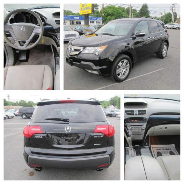 2008 Acura MDX $23,996 Davis Acura.