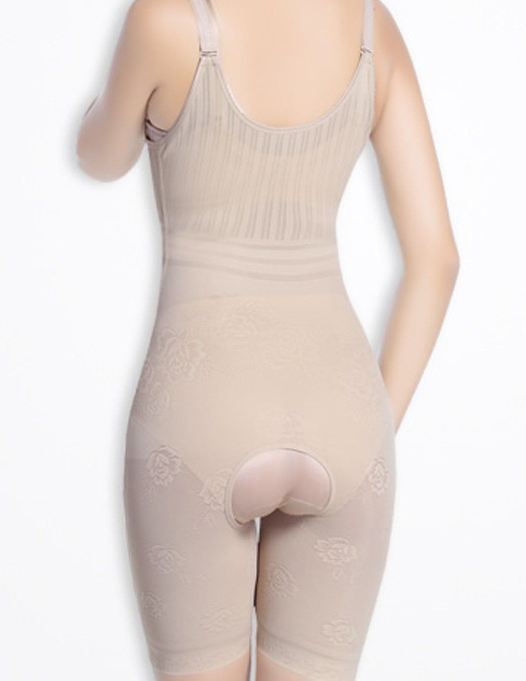 fda0520161a14 Sufei Womens Body Briefer Body Shaper Firm Tummy Control Seamless Comfort  Bodysuit     See