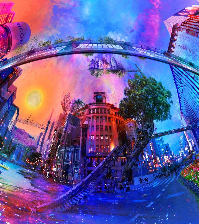 宮沢賢治が見上げた 東京の天の川 プラネタリウム プラネタリア Tokyo