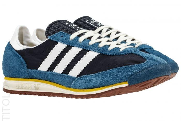 563c27f3 Adidas SL 72 D65549 Legend Ink/Running White/Ecru Titolo | бутс! | Бутсы