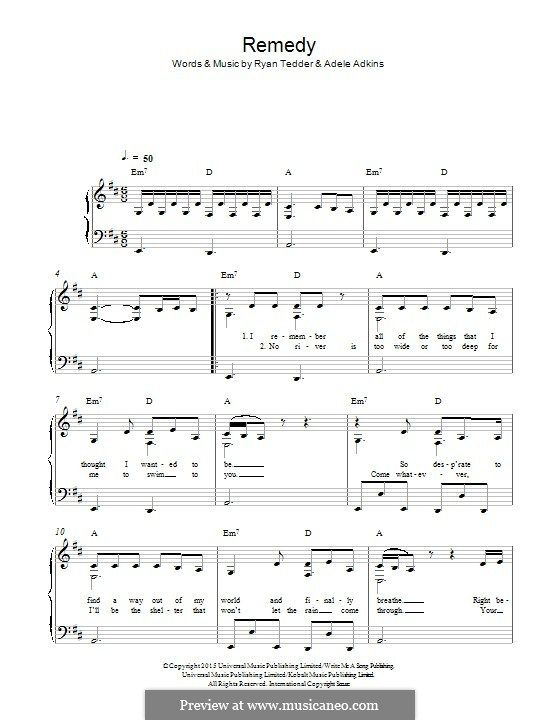 Remedy Music I Love Sheet Music In 2019 Easy Piano