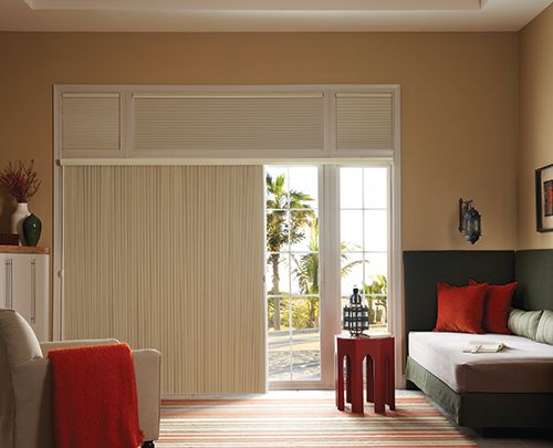 Slide Vue Vertical Cellular Shades Ideas For The House