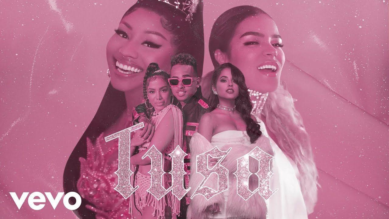 Karol G Nicki Minaj Tusa Feat Anitta Becky G Ozuna