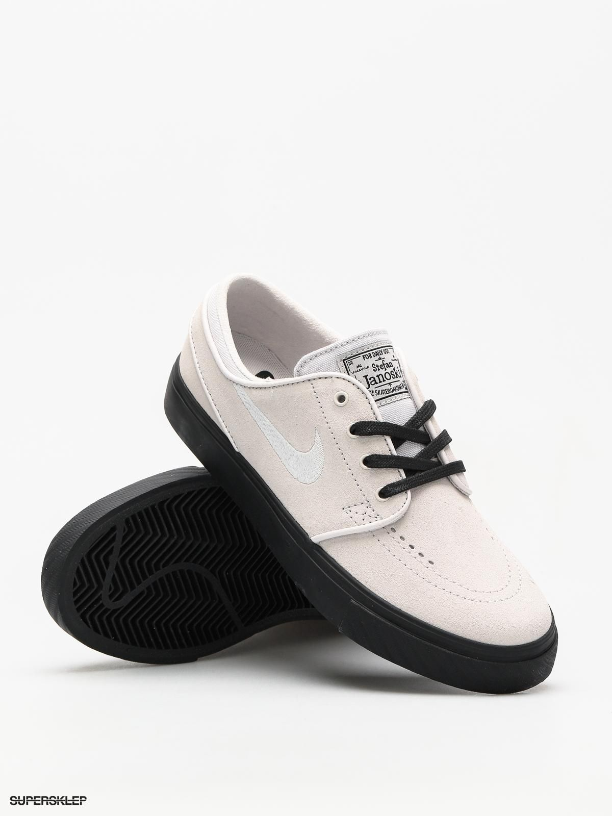 najwyższa jakość różne style autentyczny Buty Nike SB Zoom Stefan Janoski (vast grey/vast grey black ...