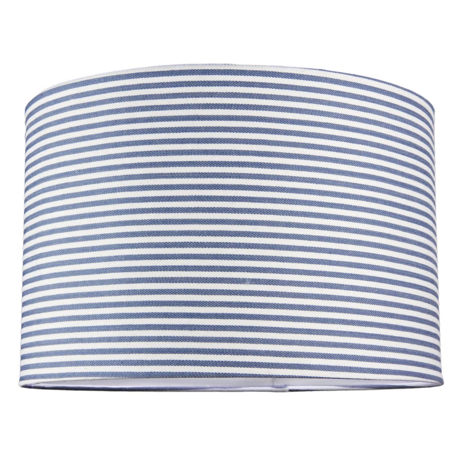 Purchase Nautical Stripe Cylinder Light Shade online at