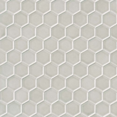 Provincetown 1 11 16 X 1 1 2 Floor Wall Mosaic In Dolphin Grey Bathroom Lighting Design Decorative Tile Ceramic Wall Tiles