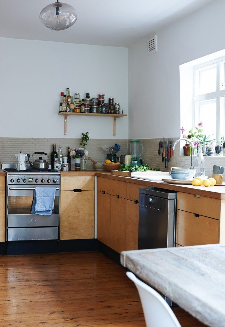 Fresh and Clean: A London Chef Lives the Way She Cooks | Plywood ...