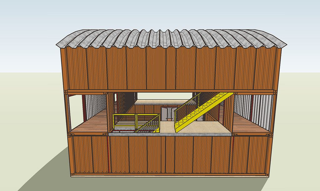 Shipping container homes the real benefits - Benefits of shipping container homes ...