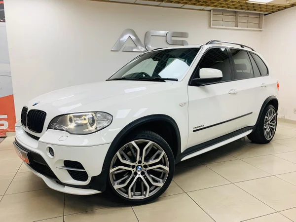 Used BMW X5 3.0D XDRIVE30D SPORT DYNAMIC 7 SEATER for sale