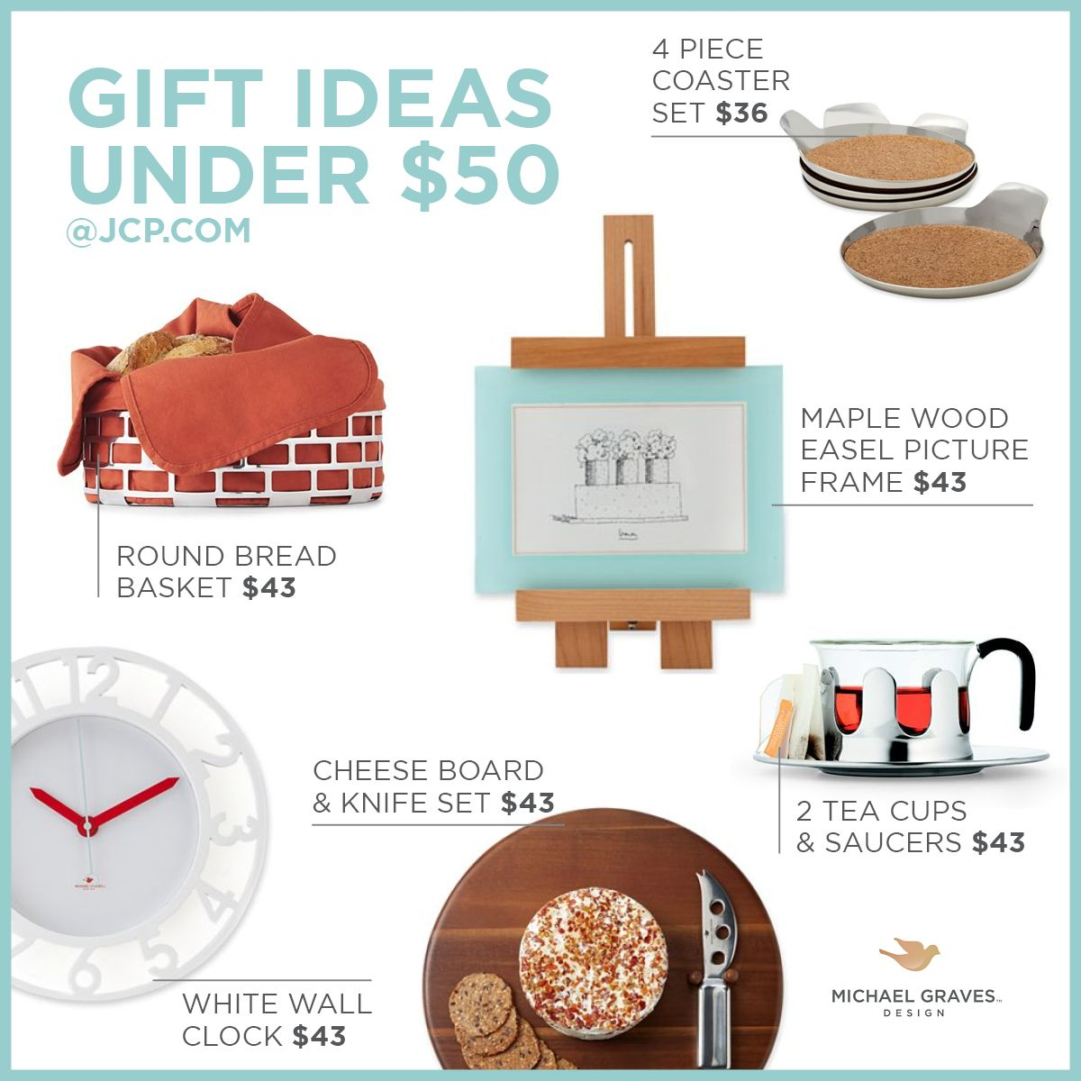 969c17e146ab Look at these great gift ideas under  50! ALL of these items are on SALE or  on CLEARANCE right now  JCPenney.com.