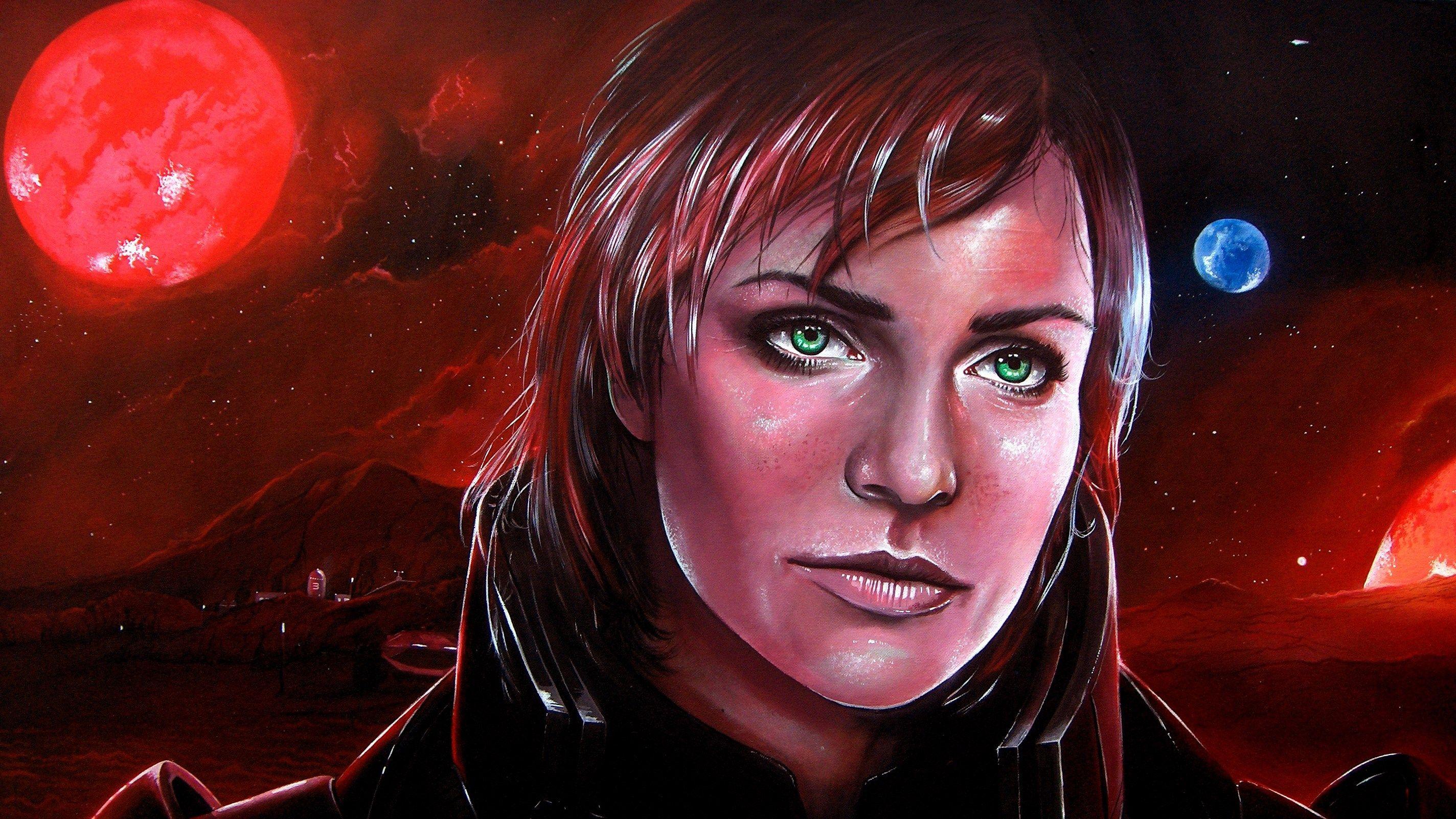 Mass Effect Wallpaper Pack 1080p Hd 1115 KB
