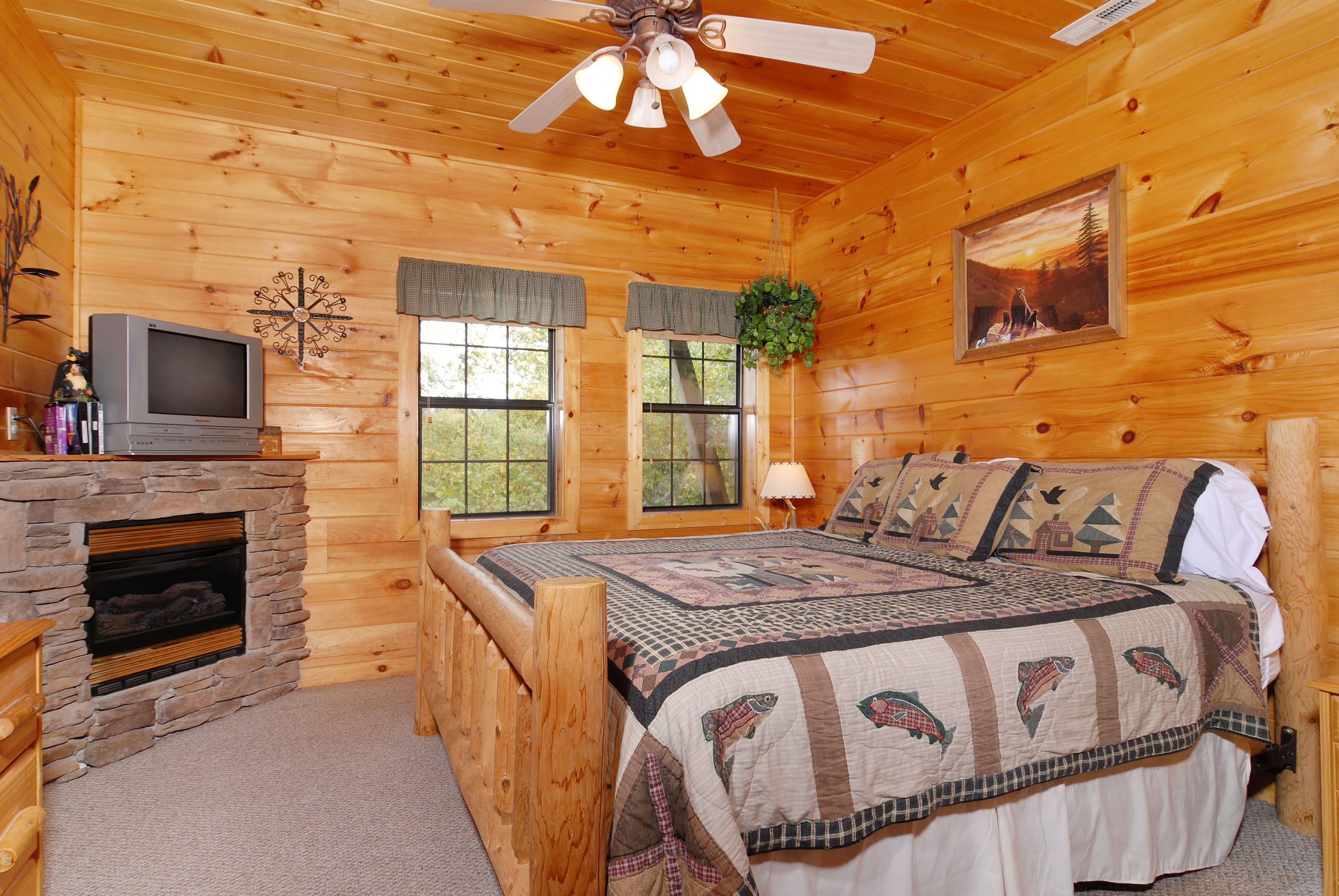 Moonshine Ridge bedroom Home, Home decor, Bed