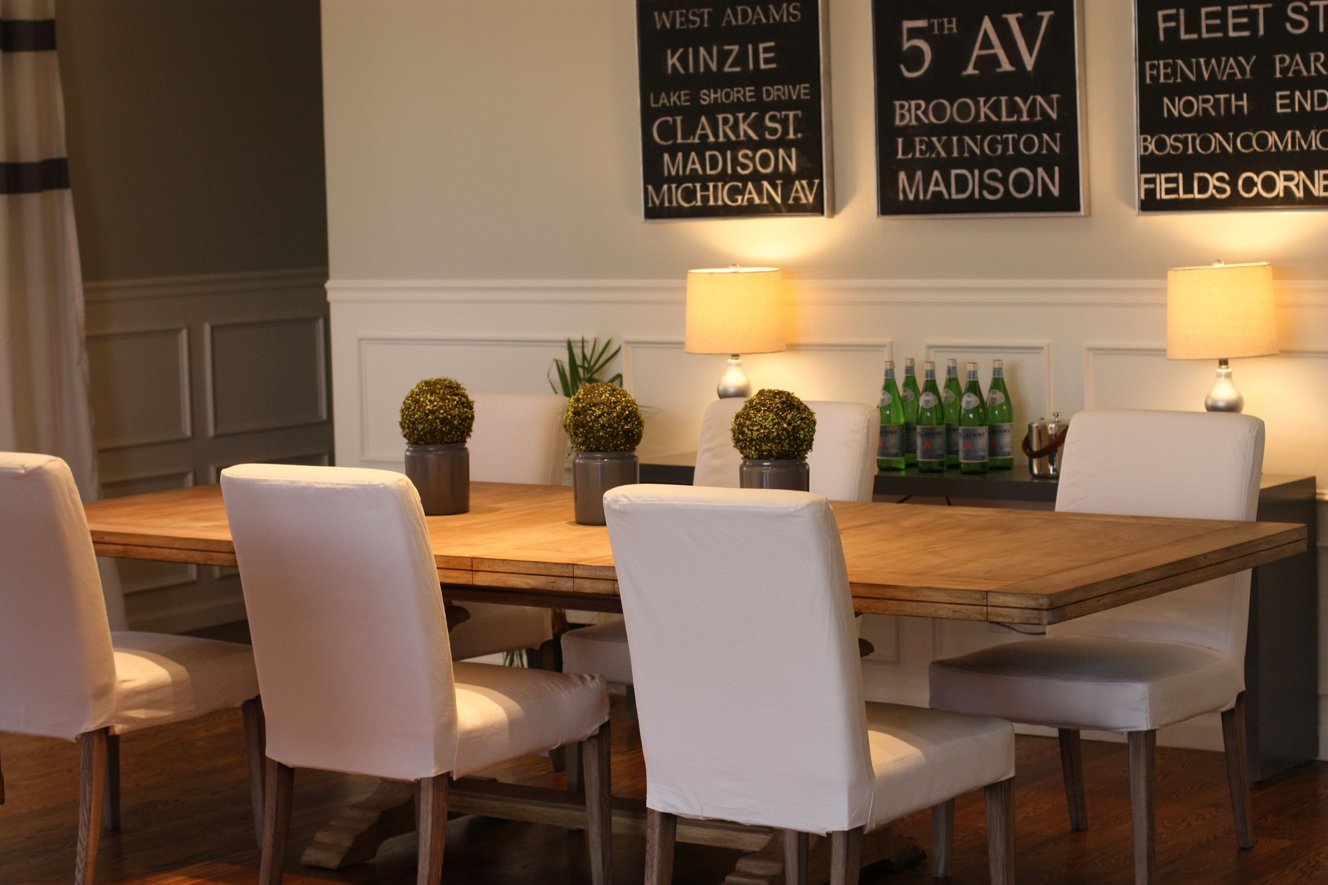Restoration Hardware Kitchen Table Yellow Pine Cabinets Diy Dining Removed Original