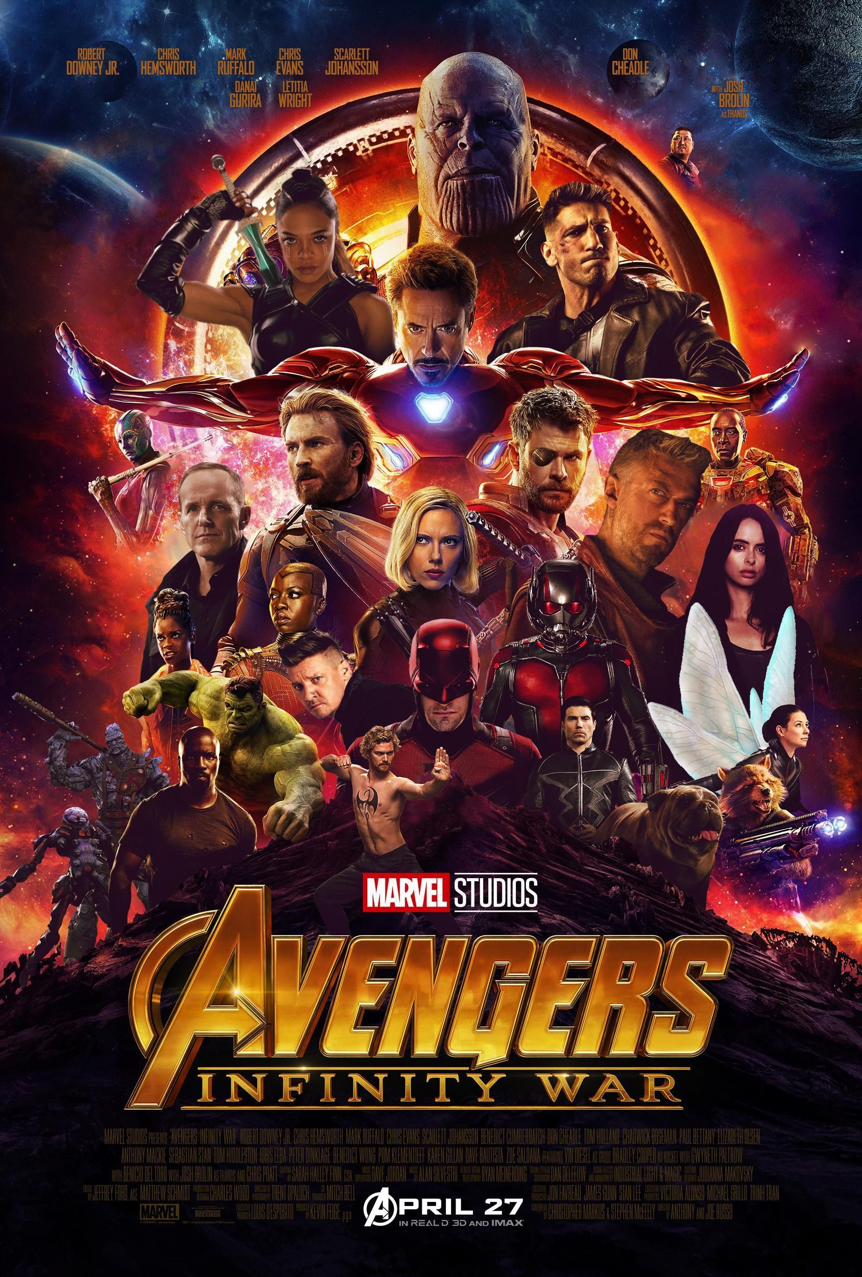 a8aff590ae28 The REAL Aftermath of Infinity War (Naweezy Collab)