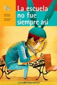 """학교에 대한 정보   40 페이지, 21x29,4cm, 8세 이상   언어: 스페인어 (한글 시놉시스 준비해 드립니다.)   베네주엘라 우수한 책 선정. 화이트 레이븐 선정작 Mencion """"Propuesta editorial"""", Banco del Libro (Venezuela)•Mencion Destacado ALIJA - Libro informativo•Seleccion The White Ravens (Germany) 학교는 언제나 우리가 알고 있는 현재의 형태를 가지고 있었을까? 이 지식 그림책은 다양한 학교의 형태를 역사를 통해해 살펴본다."""