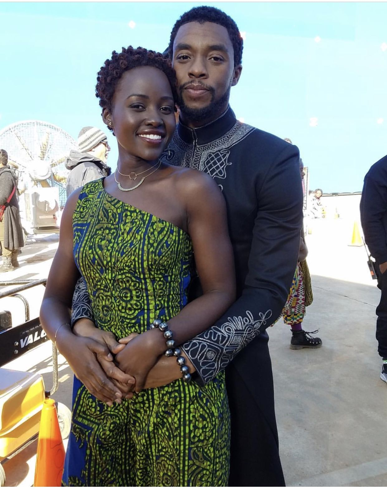Pin by Shekinah on African style | Black panther marvel, Black beauties, African fashion