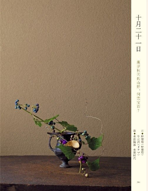 #時尚廊有書推#011:浦睿文化新書《一日一花》
