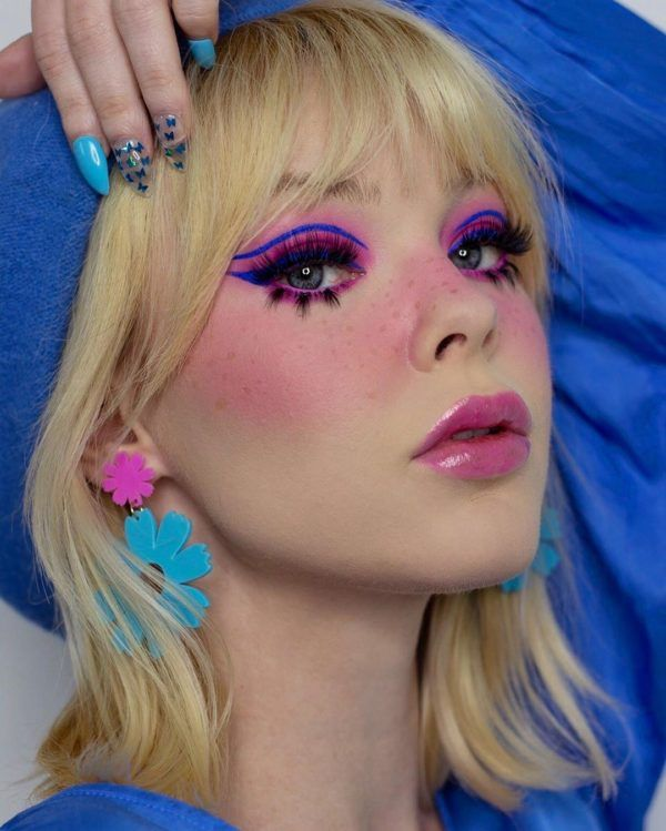 Photo of Makeups setenteros para las amantes de los vintage