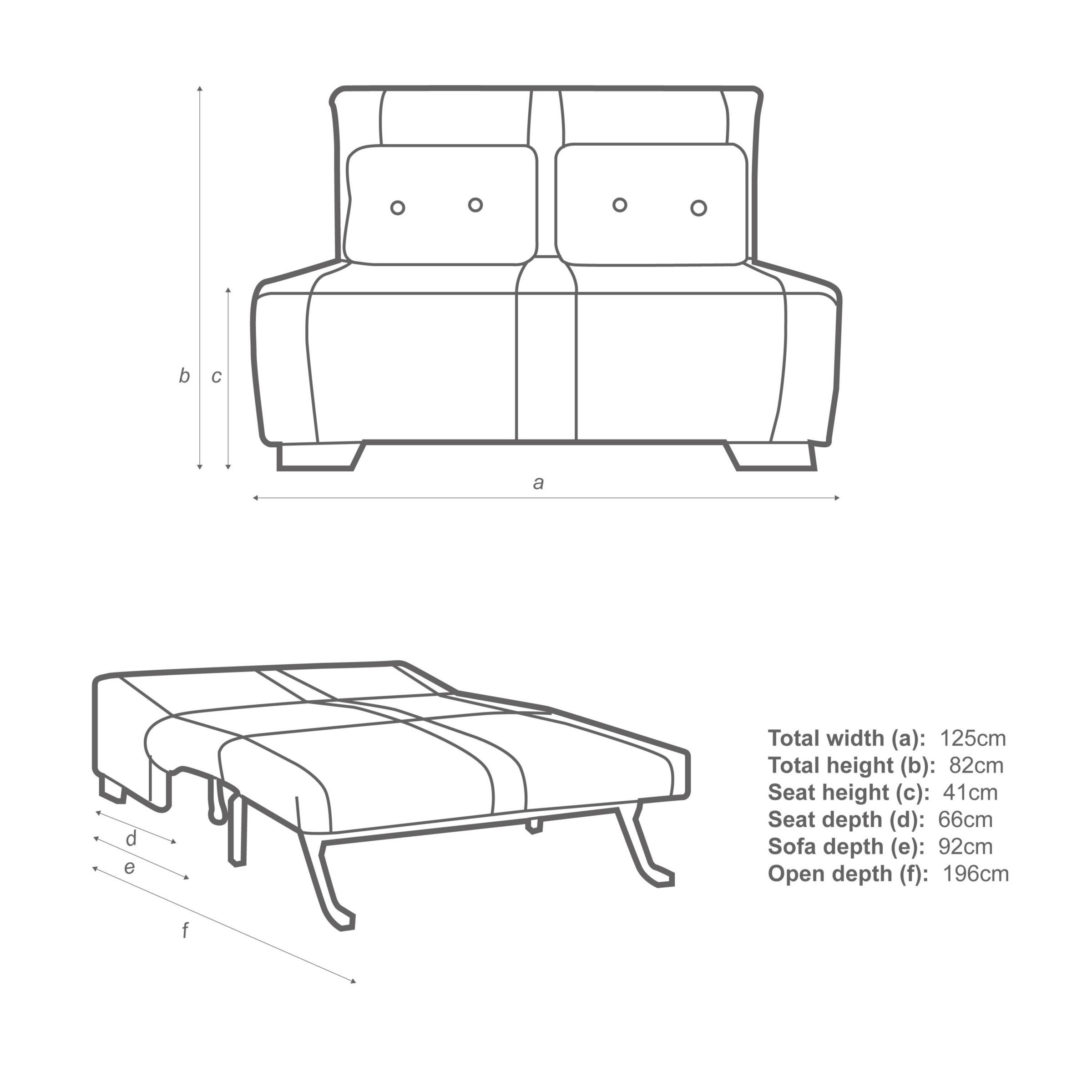 Remarkable John Lewis Partners Strauss Small Sofa Bed Products In Cjindustries Chair Design For Home Cjindustriesco