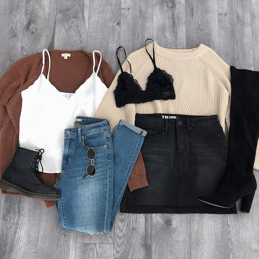 Simple Wear Idea For Girl Fashion 2021 Tiktok Aesthetic Spring In 2021 Winter Outfits Casual Winter Outfits Fashion