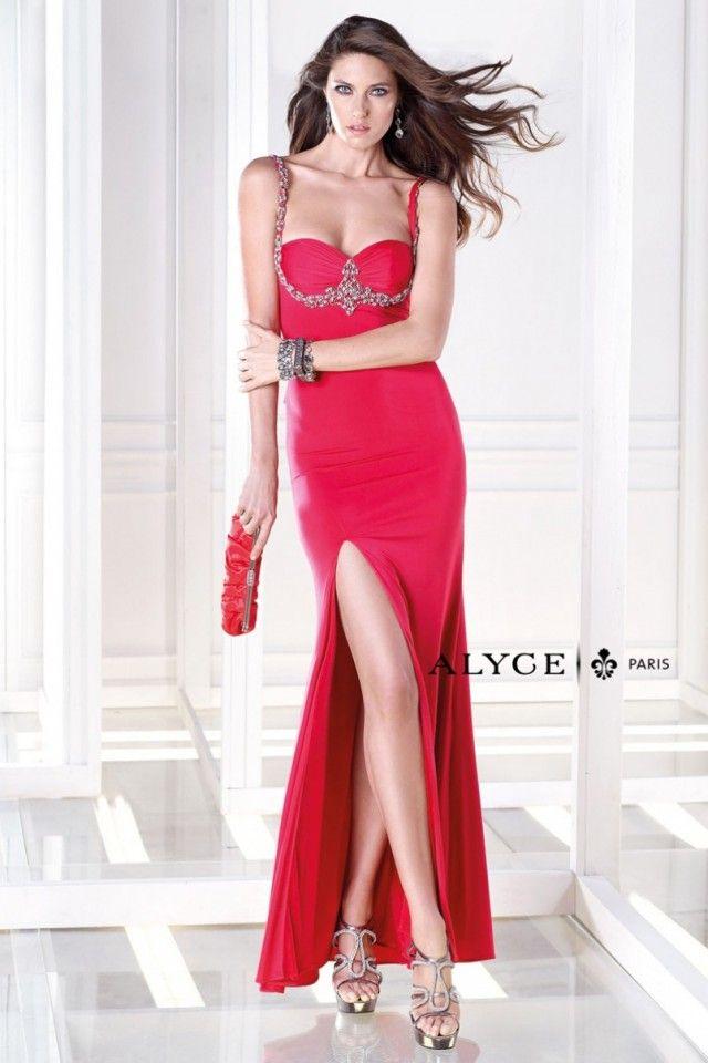 Lindos vestido de noche | Colección Alyce Paris | a litle paint of ...