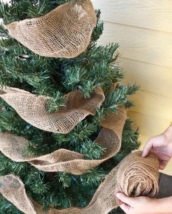 Easy diy garland