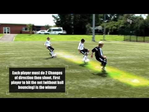 New Coerver Coaching Video New Changes Of Direction Coaching Soccer Coaching Soccer Drills