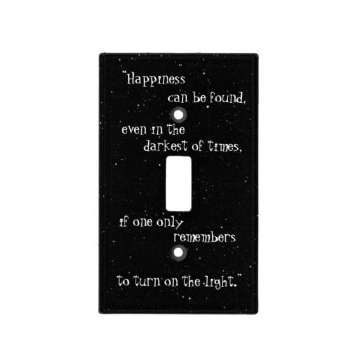 Beautiful Words Happiness Quote Light Switch Cover Light Switch Covers Happy Quotes Wall Quotes
