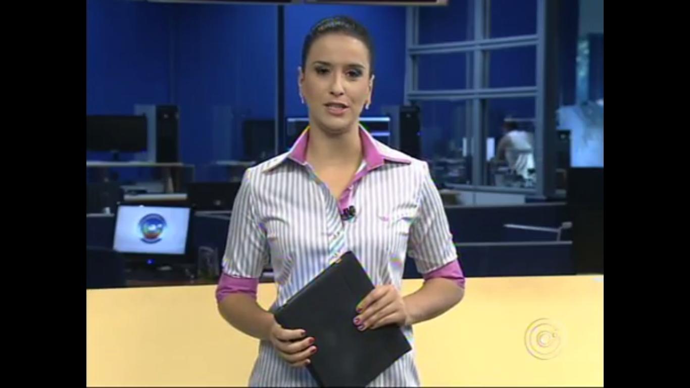 Dia Dos Namorados Mariana Seno: Repórter Mariana Basso, Apresentadora Do Jornalístico Bom