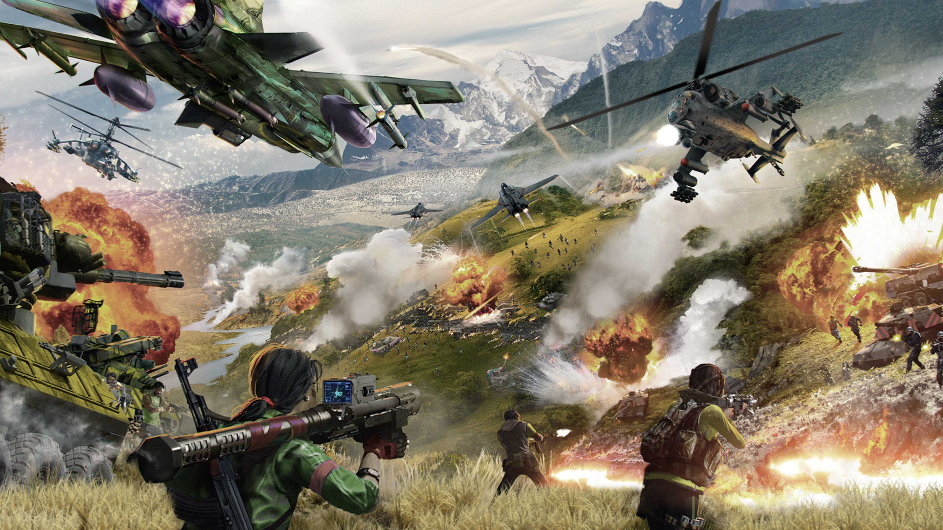 Xbox Just Cause 4 Screenshots Screenshots Xbox Xbox One Games