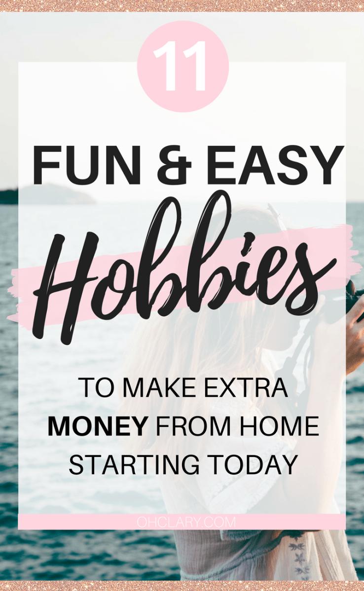 Photo of Beste Hobbys, die in Ihrer Freizeit schnell Geld verdienen, # Hobbys # Geld, # Hobbys #Mo …