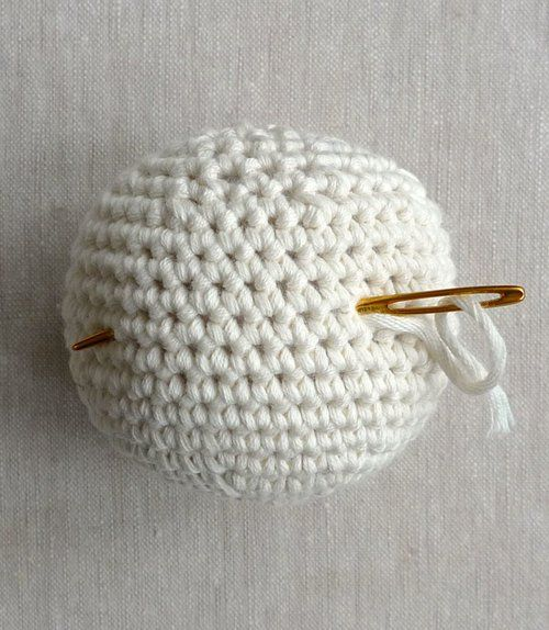 Crocheted Balls