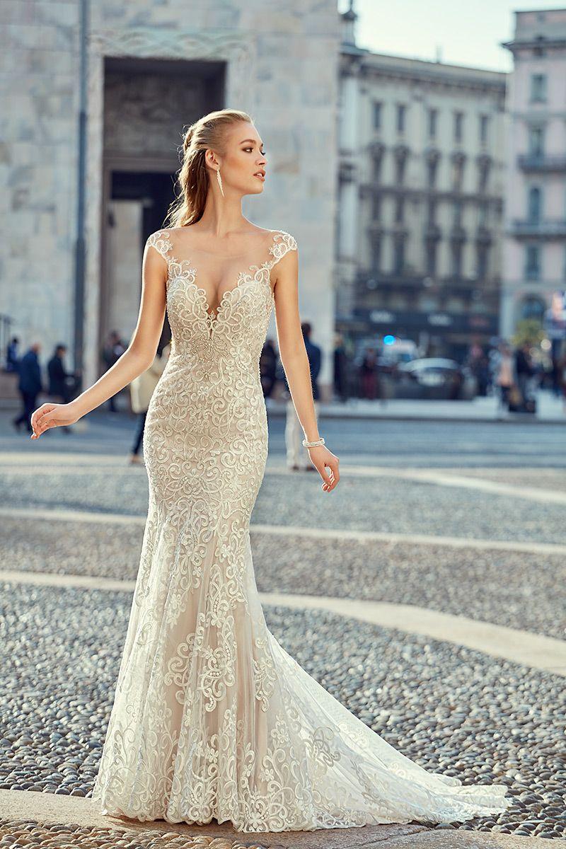 Wedding Dress Md254 Eddy K Bridal Gowns Designer Dresses 2018 Delicate