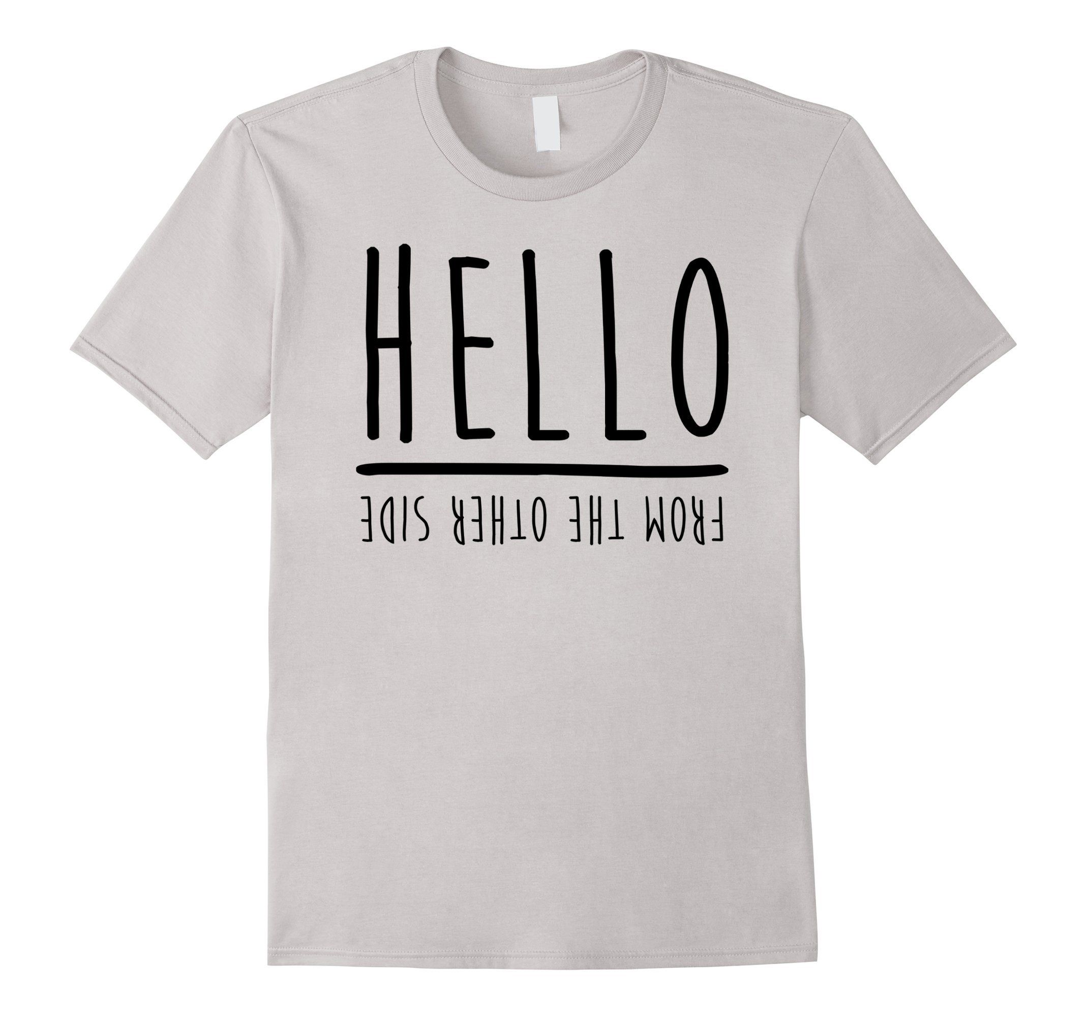 Black t shirt amazon - Amazon Com Adele T Shirt Hello From The Other Side Clothing