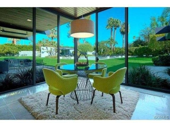 Palm Springs Celebrity Homes Map Leonardo Dicaprio S House In