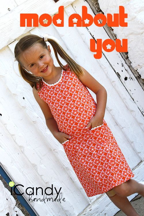 Mod About You - iCandy handmade | Sewing clothes for kids | Pinterest