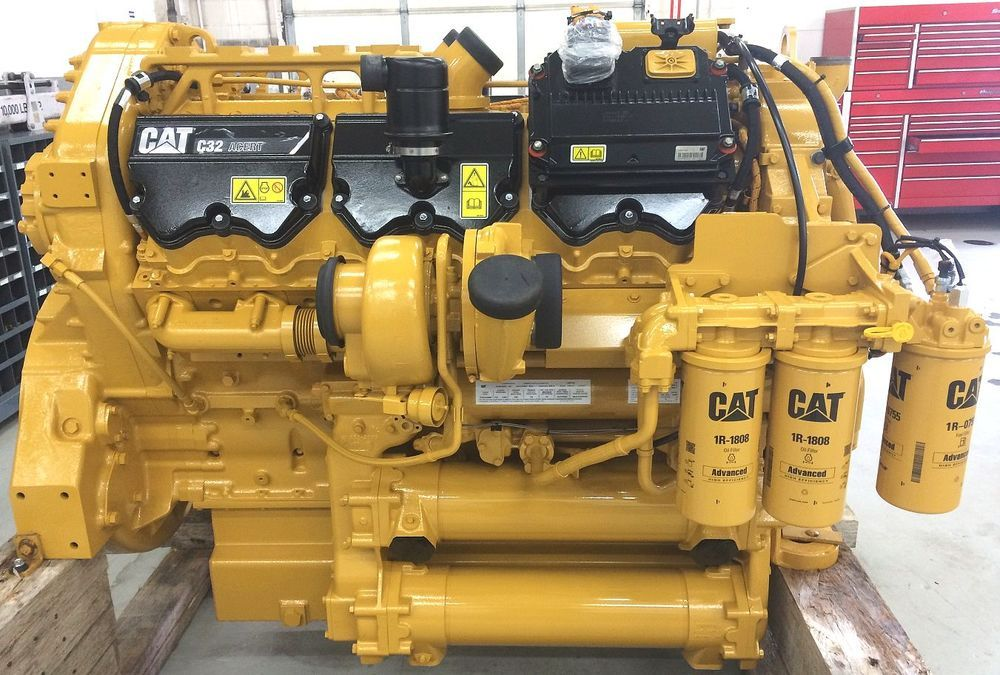 CAT C32 ENGINE | Caterpillar C32 Motor | Fits To CAT 777