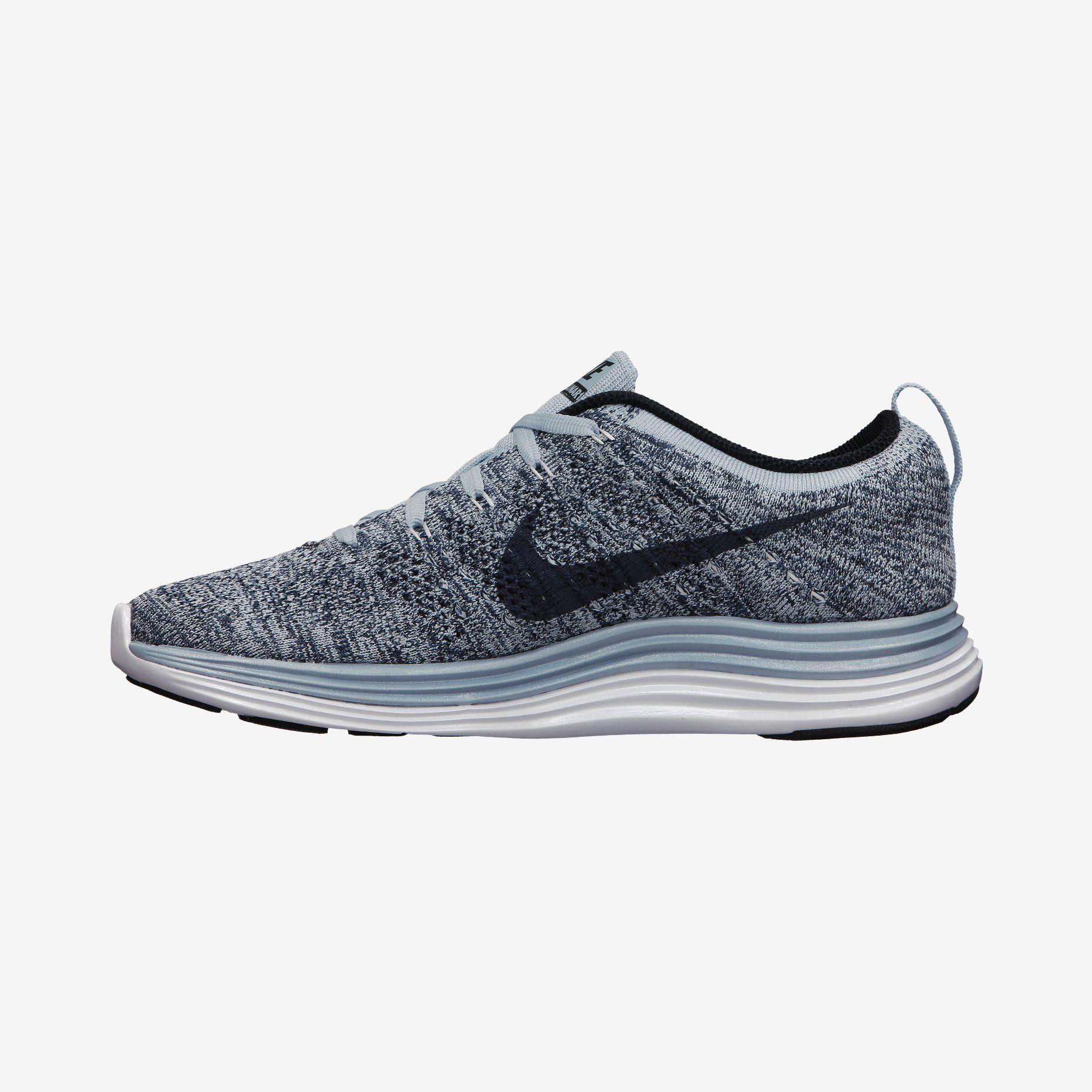 Nike Store. Nike Flyknit Lunar1 Women s Running Shoe  05a9c4d56