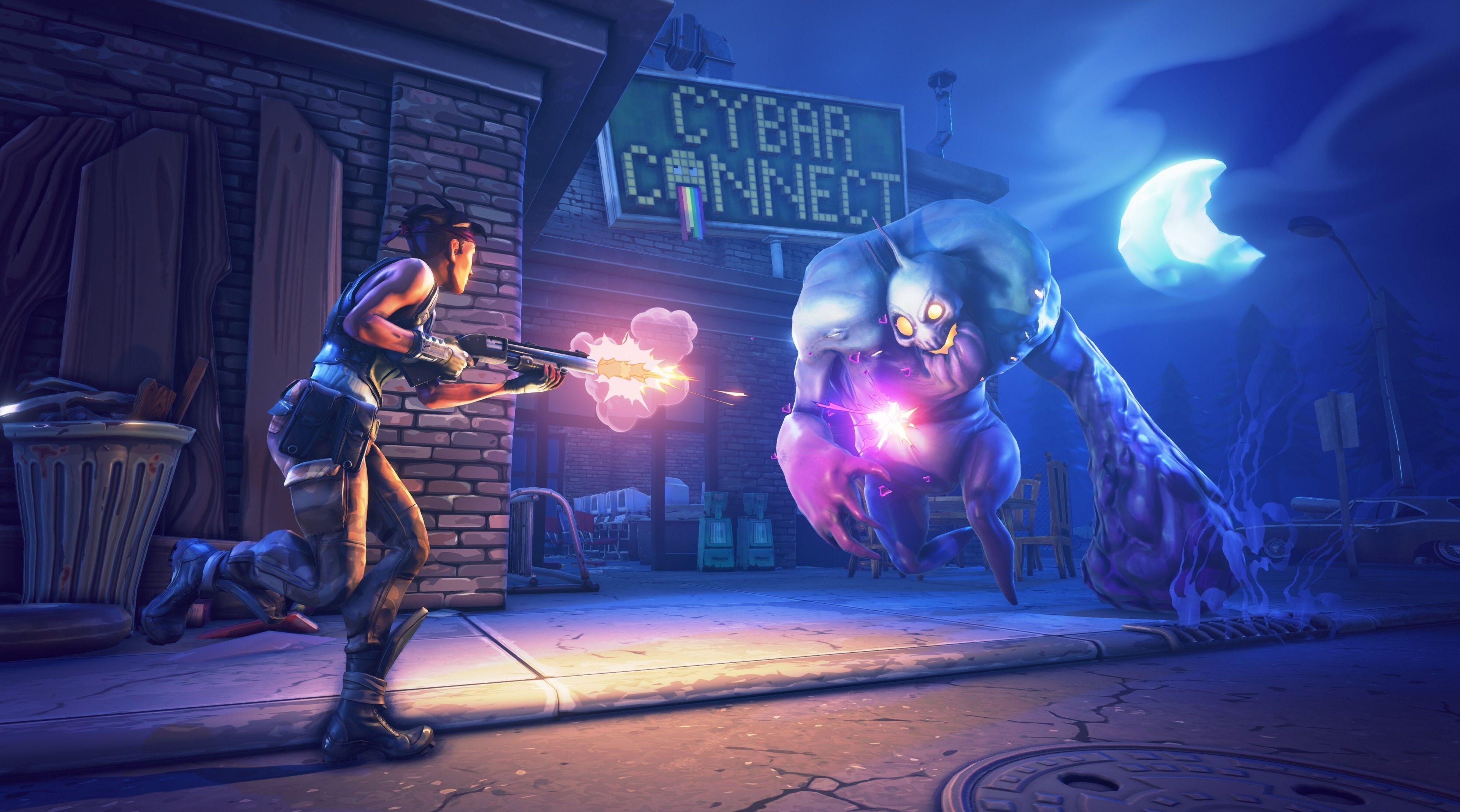 3840x2136 Fortnite 4k Best Wallpaper Fortnite Resident Evil Grand Theft Auto