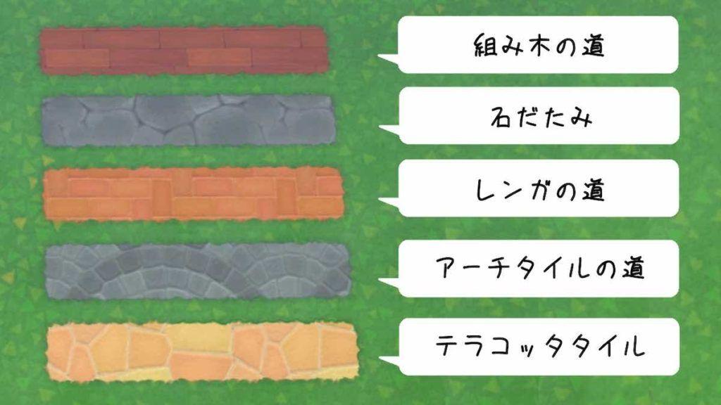 あつ 森 岩 の 作り方