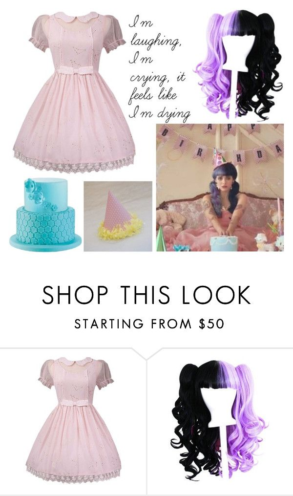 """""""Pity Party Inspired"""" by arithegeek11 ❤ liked on Polyvore"""