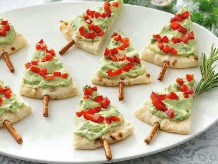 Charming Creative Christmas Party Food Ideas Part - 6: DELICIOUS FINGER FOOD IDEAS U CANT RESIST | Christmas Party Snacks, Christmas  Finger Foods And Snacks Ideas