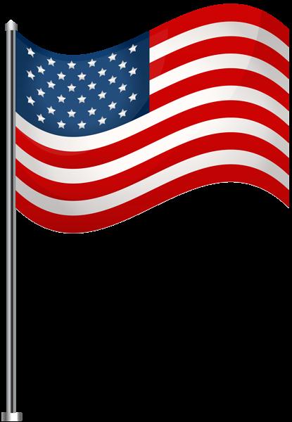 Usa Waving Flag Transparent Png Clip Art Image Clip Art Art Images Flag