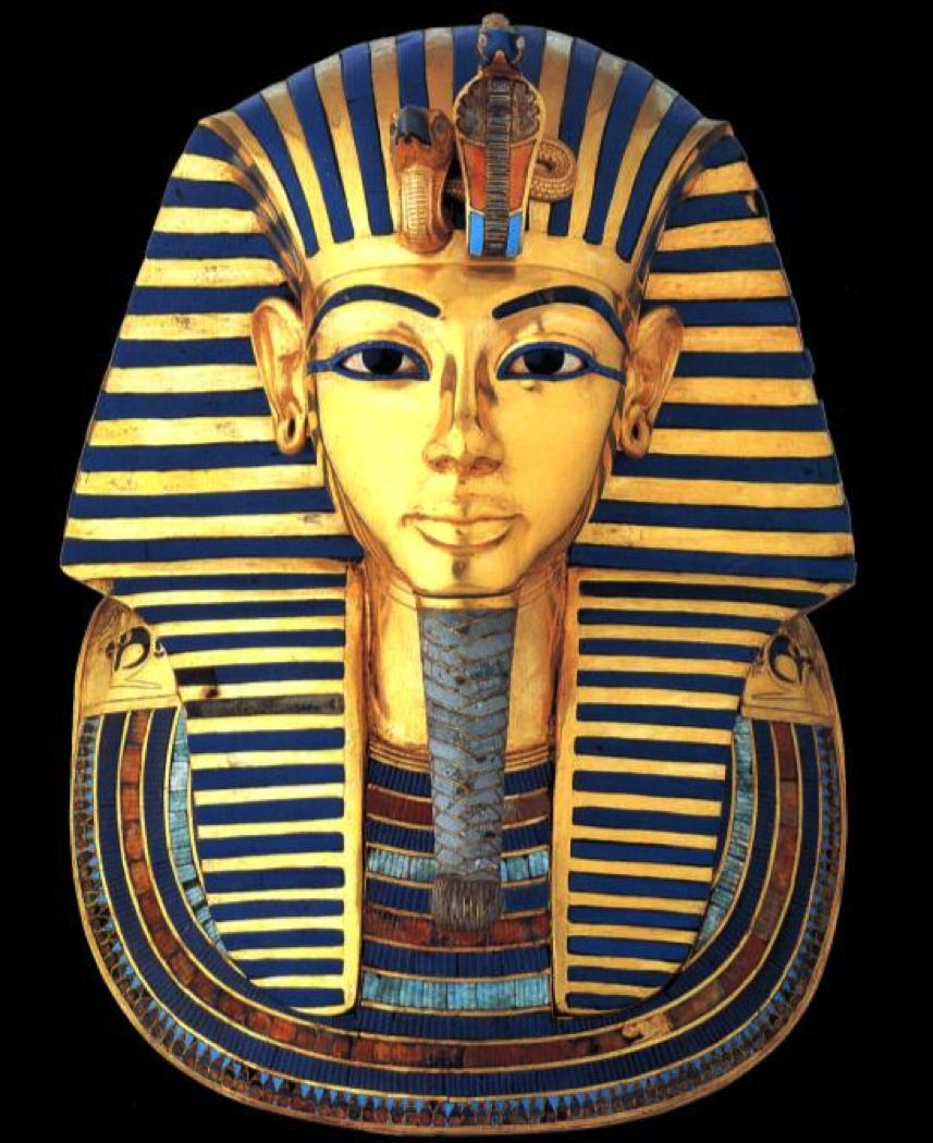 King Tut S Mask Egyptian Art Ancient Egypt Egypt Art