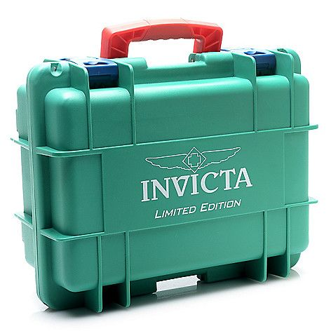 Limited Edition Eight-Slot Dive Case
