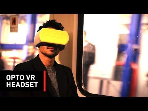 The Opto VR Gives You The Wonders VR At An Affordable Price