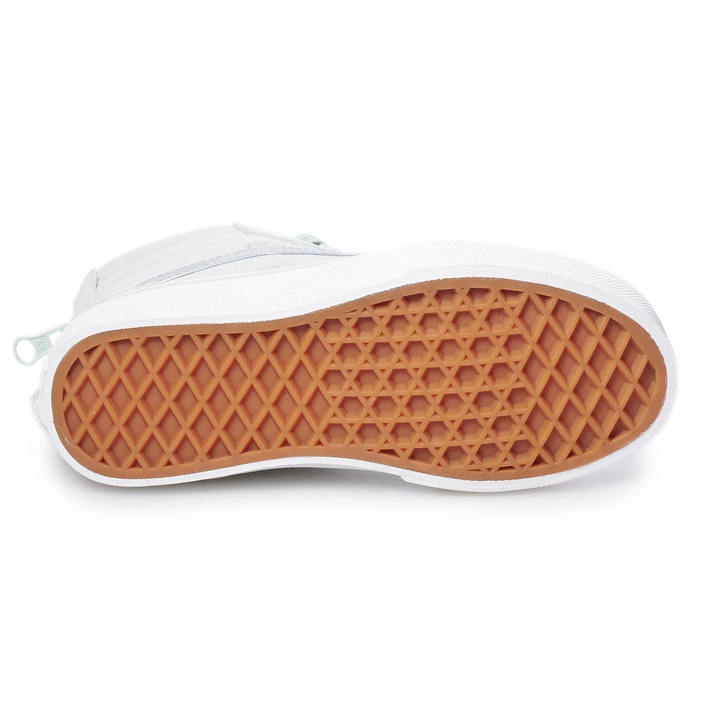 ccc03caadfc Vans Ward Hi Zip Girls  Skate Shoes  Zip